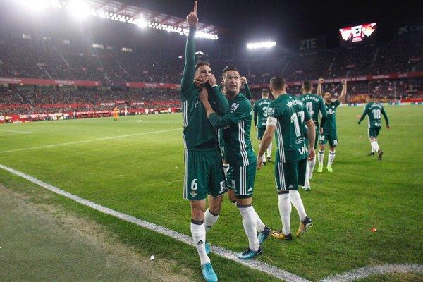 Sevilla Betis Derbi