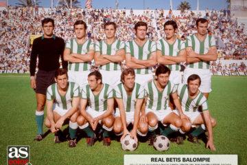 Foto: REal Betis 1971, (Manquepierda)