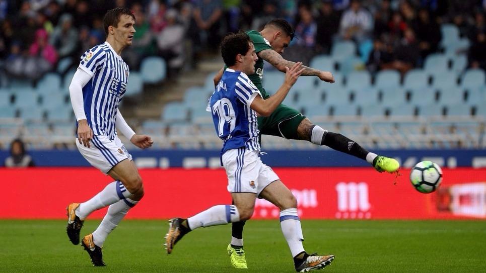 Real Sociedad Real Betis