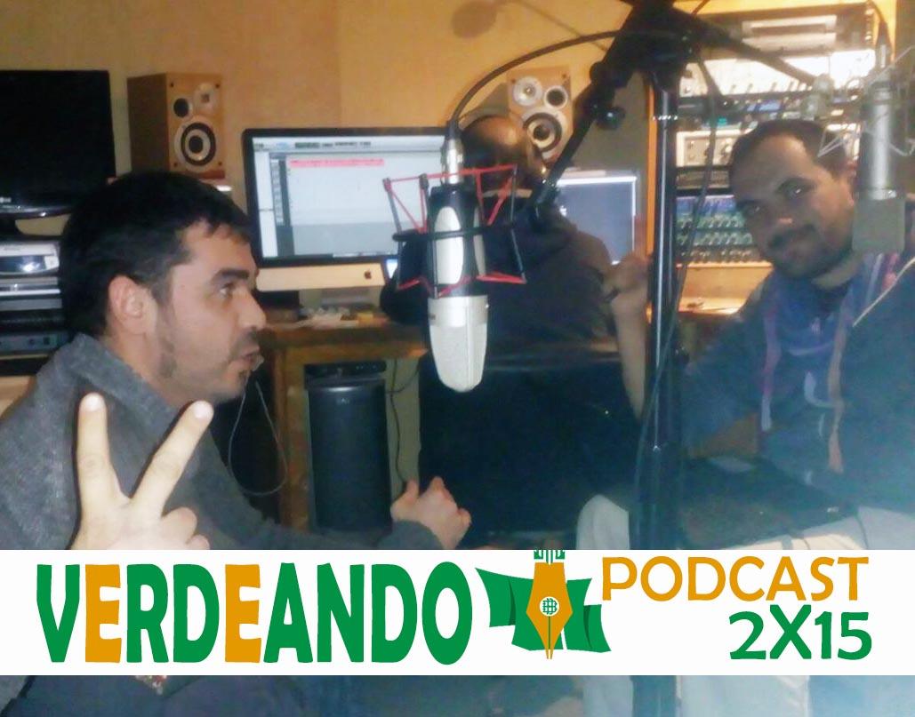 Verdeando 15 Podcast