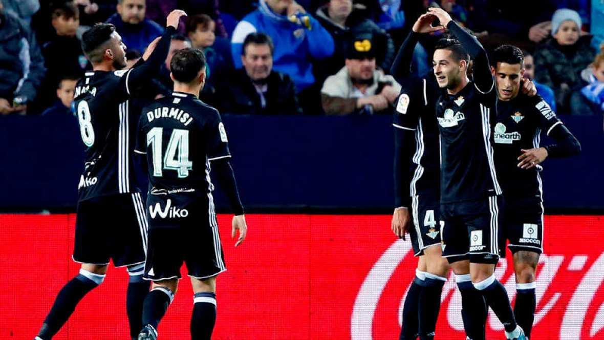 Málaga Betis (0-2)
