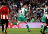 Gol de Bartra Betis Athletic